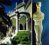THE NICHOLAS P. GOULANDRIS FOUNDATION MUSEUM OF CYCLADIC ART
